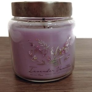 Other - Tried & True Lavender Vanilla 15.5 oz soy candle